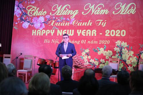 Các đại sứ nước ngoài cảm nhận về Tết cổ truyền Việt Nam - ảnh 5
