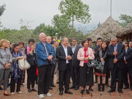 Các đại sứ nước ngoài cảm nhận về Tết cổ truyền Việt Nam - ảnh 4