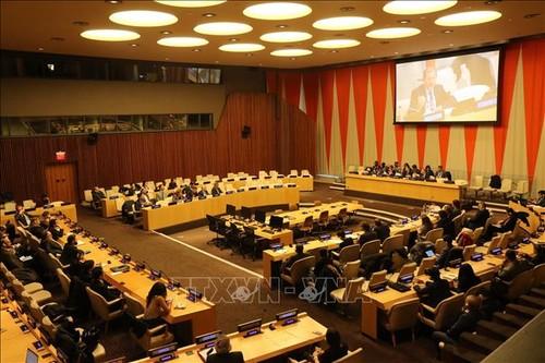 Việt Nam đảm nhận thành công cương vị Chủ tịch Hội đồng Bảo an Liên hợp quốc tháng 1/2020 - ảnh 1