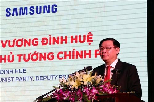 Việt Nam quan tâm phát triển ngành công nghiệp hỗ trợ    - ảnh 1