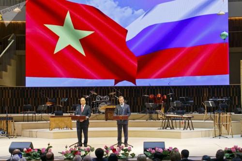 Năm chéo hữu nghị Viêt Nam- Nga: Cú hích mới trong quan hệ đối tác chiến lược toàn diện giữa hai nước - ảnh 2