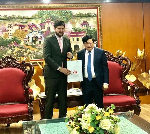 Việt Nam đã trở thành một điển hình về thành tựu của UNESCO - ảnh 2