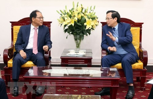 Thúc đẩy hợp tác giáo dục nghề nghiệp giữa Việt Nam với Hàn Quốc - ảnh 1