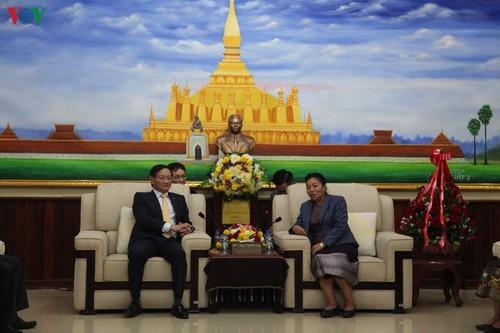 Lãnh đạo Đảng, Nhà nước Việt Nam chúc mừng 65 năm ngày thành lập Đảng Nhân dân Cách mạng Lào - ảnh 1