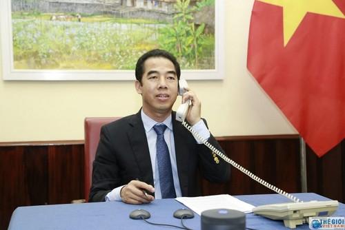 Việt Nam - Vương quốc Anh hợp tác phòng chống đại dịch Covid-19 và thúc đẩy quan hệ song phương - ảnh 1