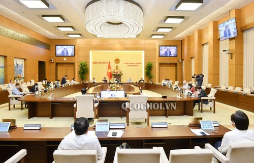 Phiên họp thứ 44 Ủy ban Thường vụ Quốc hội: Sửa đổi toàn diện Luật Bảo vệ môi trường - ảnh 1