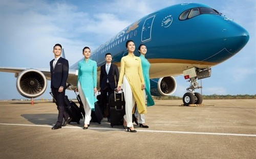 Vietnam Airlines dự định mở lại đường bay tới Campuchia - ảnh 1