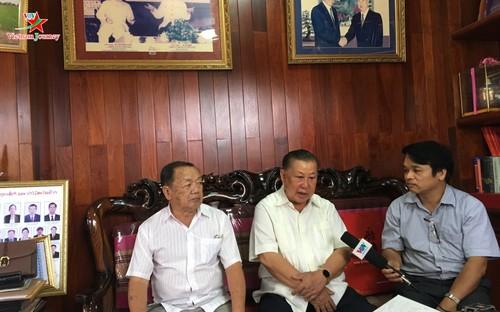 Tình cảm của bạn bè quốc tế với Chủ tịch Hồ Chí Minh - ảnh 1