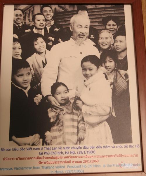 Chủ tịch Hồ Chí Minh - biểu tượng tinh thần thiêng liêng của kiều bào Thái Lan - ảnh 4