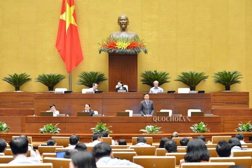 Quốc hội khóa XIV Thông qua một số Nghị quyết; Luật và Luật sửa đổi - ảnh 1