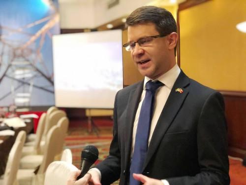 Khởi động hợp tác mới về năng lượng giữa Việt Nam và Thụy Điển - ảnh 3