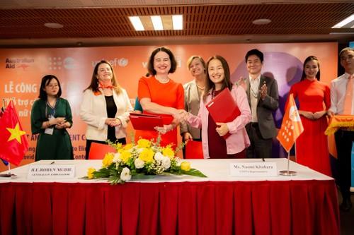 Việt Nam,Australia cùng các cơ quan LHQ chung tay bảo vệ phụ nữ và trẻ em - ảnh 2