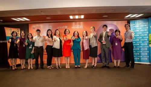 Việt Nam,Australia cùng các cơ quan LHQ chung tay bảo vệ phụ nữ và trẻ em - ảnh 1