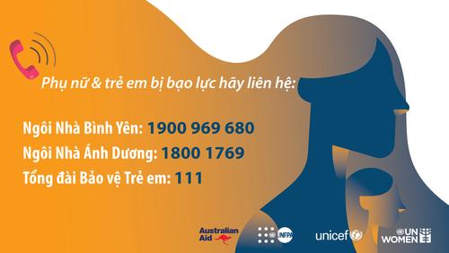 Việt Nam,Australia cùng các cơ quan LHQ chung tay bảo vệ phụ nữ và trẻ em - ảnh 3