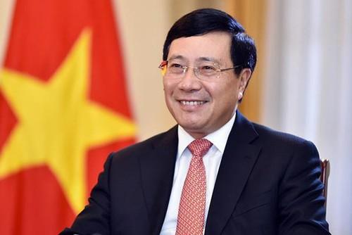 Việt Nam chung tay nỗ lực cùng cộng đồng quốc tế ứng phó với biến đổi khí hậu - ảnh 1