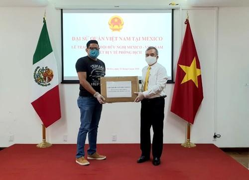 Thống đốc bang Guerrero của Mexico cảm ơn Việt Nam hỗ trợ phòng chống dịch COVID-19 - ảnh 1