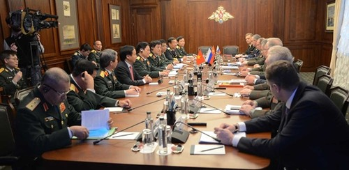 70 năm hợp tác quốc phòng Việt Nam – Liên bang Nga     - ảnh 2
