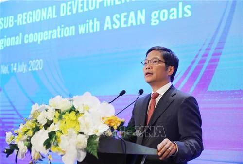 Gắn kết hợp tác Mekong với các mục tiêu của ASEAN - ảnh 1