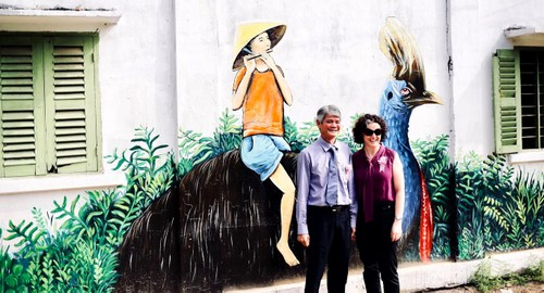 Phó Đại sứ Australia: Việt Nam trong tôi là đất nước đầy màu sắc và vô cùng nồng hậu - ảnh 2