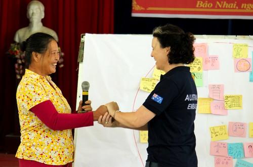 Phó Đại sứ Australia: Việt Nam trong tôi là đất nước đầy màu sắc và vô cùng nồng hậu - ảnh 3