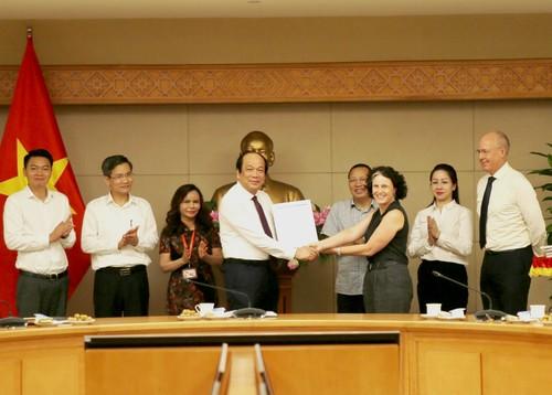 Phó Đại sứ Australia: Việt Nam trong tôi là đất nước đầy màu sắc và vô cùng nồng hậu - ảnh 5