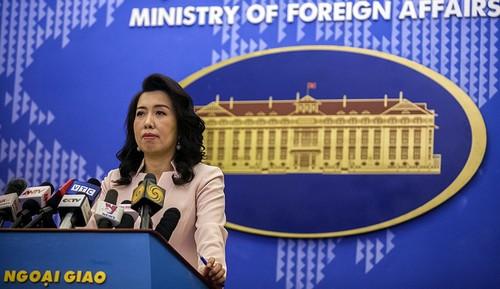 Việt Nam chủ trương kiên quyết ngăn chặn và xử lý nghiêm các hành vi gian lận thương mại - ảnh 1