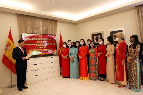 Phái đoàn Việt Nam tại LHQ tổ chức Lễ kỷ niệm 75 năm Ngày Quốc khánh Việt Nam - ảnh 2