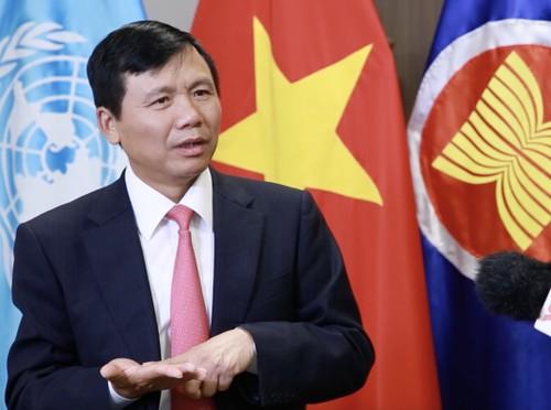 75 năm thành lập Liên hợp quốc: Việt Nam là một đối tác mạnh của LHQ - ảnh 1
