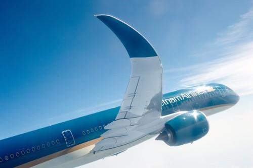 Vietnam Airlines mở bán vé chuyến bay thương mại quốc tế thường lệ về Việt Nam  - ảnh 1