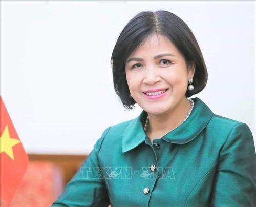 Việt Nam thúc đẩy hợp tác quốc tế về vai trò phụ nữ trong thương mại quốc tế - ảnh 1