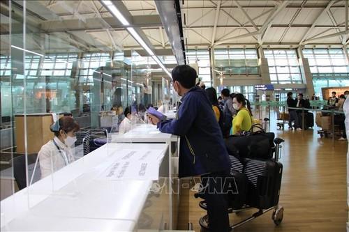 Chính thức nối lại chuyến bay thương mại từ Hàn Quốc về Việt Nam  - ảnh 1