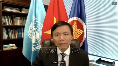 Việt Nam đánh giá cao hợp tác giữa LHQ và Liên minh châu Phi - ảnh 1