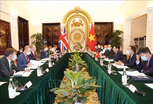 Anh mong muốn thúc đẩy Quan hệ Đối tác chiến lược với Việt Nam - ảnh 1