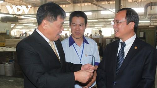 Hiệu quả thu hút vốn FDI từ công tác đối ngoại ở Bình Dương - ảnh 2