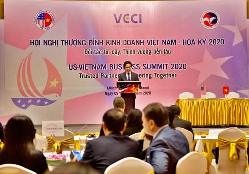 """Hội nghị thượng đỉnh kinh doanh Hoa Kỳ - Việt Nam:  """"Đối tác tin cậy, Thịnh vượng bền lâu"""" - ảnh 2"""