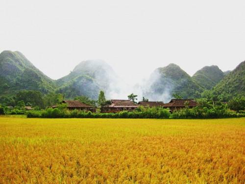 """""""Thung lũng vàng"""" Bắc Sơn – điểm đến du lịch cộng đồng xứ Lạng - ảnh 3"""
