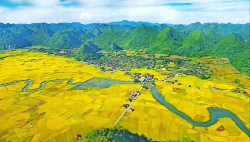 """""""Thung lũng vàng"""" Bắc Sơn – điểm đến du lịch cộng đồng xứ Lạng - ảnh 2"""