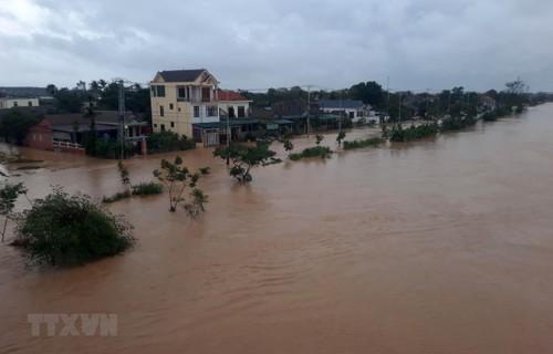 Hoa Kỳ công bố khoản viện trợ giúp Việt Nam ứng phó thiên tai - ảnh 1