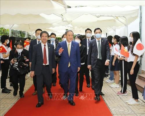 Thủ tướng Suga Yoshihide khẳng định quan hệ đặc biệt Nhật Bản - ASEAN - ảnh 1