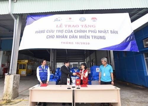 JICA hỗ trợ cho nhân dân tỉnh Thừa Thiên Huế khắc phục hậu quả thiên tai - ảnh 1