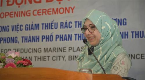 Kết nối các nguồn lực trong giảm thiểu rác thải đại dương ở Bình Thuận - ảnh 1