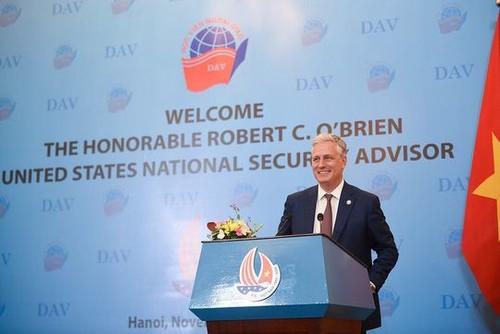 Hoa Kỳ mong muốn thúc đẩy quan hệ Đối tác toàn diện với Việt Nam ổn định, bền vững - ảnh 1