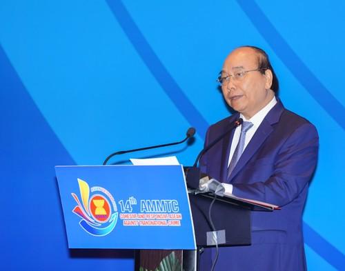 Việt Nam nỗ lực cùng các nước thành viên xây dựng Cộng đồng ASEAN hòa bình, ổn định và phát triển - ảnh 1