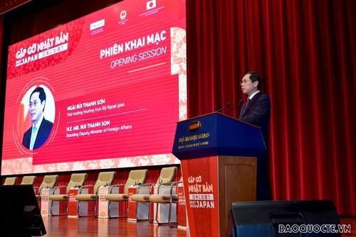 Nâng cao hiệu quả hợp tác đầu tư Việt Nam – Nhật Bản - ảnh 1