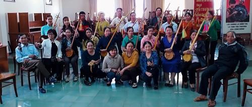 Câu lạc bộ hát Then – đàn Tính ở Tây Nguyên - ảnh 1