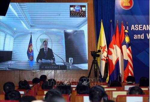 Diễn đàn cấp cao Hệ thống cộng đồng Thống kê ASEAN - ảnh 1