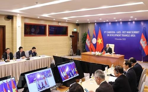 Campuchia, Lào, Việt Nam thông qua kế hoạch phát triển du lịch chung - ảnh 1