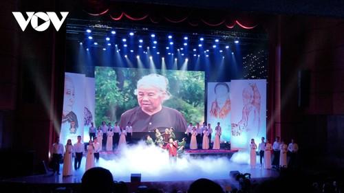 Chương trình văn nghệ tri ân Mẹ Việt Nam anh hùng - ảnh 1