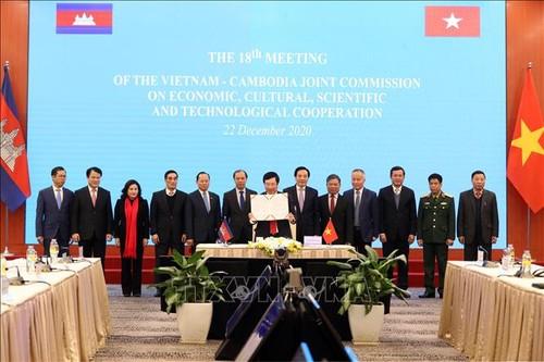 Việt Nam – Campuchia tăng cường mối quan hệ đối tác chiến lược toàn diện giữa hai nước - ảnh 1