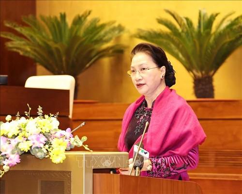 Việt Nam chủ trì Hội nghị tổng kết Năm Chủ tịch AIPA 2020 và Đại hội đồng AIPA 41 - ảnh 1